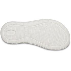 Crocs LiteRide Mesh Flip Sandals Damen navy/white